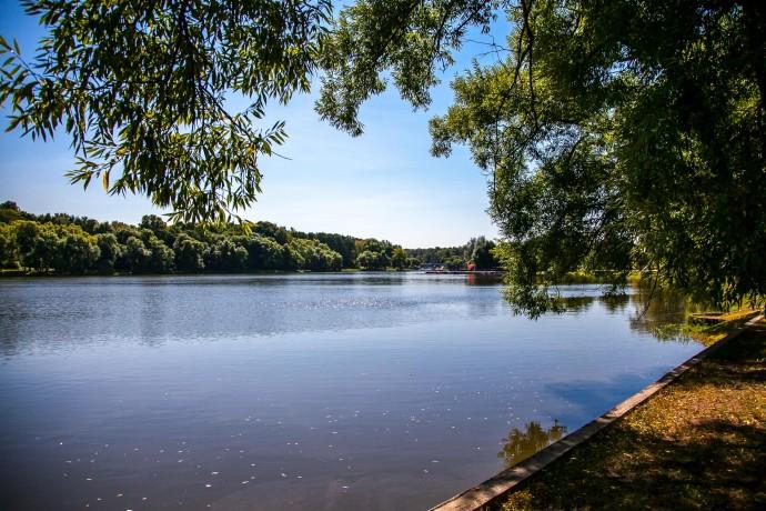 Отдых на берегу: 7 парков, где можно посидеть у воды