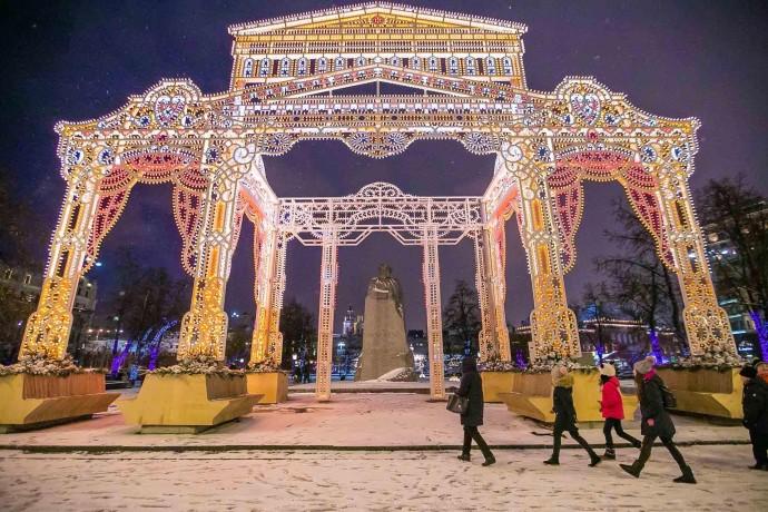 Чем заняться на улицах Москвы в декабре: 5 идей ParkSeason