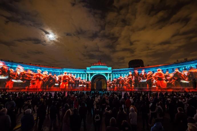 Гид по Фестивалю света в Петербурге: 3-5 ноября