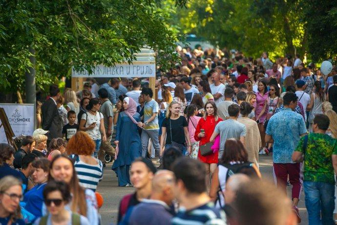 Фестиваль «О, да! Еда!» в «Красной Пресне». Как это было?