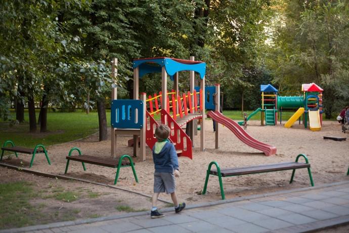 «В парк с детьми»: обзор детского парка усадьбы Трубецких