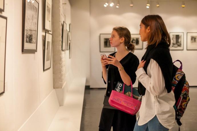 Культурная неделя: 4 новых выставки в Москве