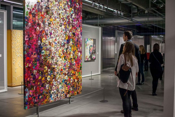 Выставка Такаси Мураками в «Гараже»: фоторепортаж ParkSeason