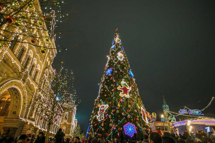Как проходят праздники в Москве: фотоотчет ParkSeason
