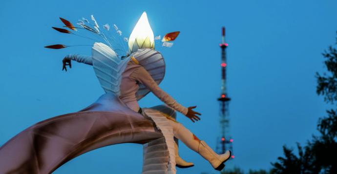 27 лучших бесплатных событий Дня города в Москве