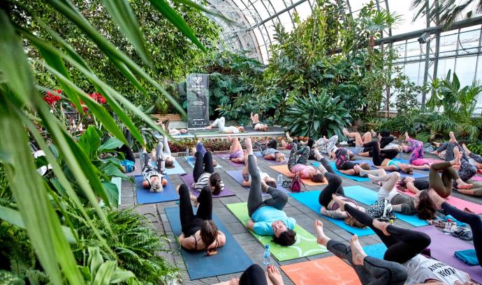 Что такое Generation Yoga: интервью с Юлией Чай