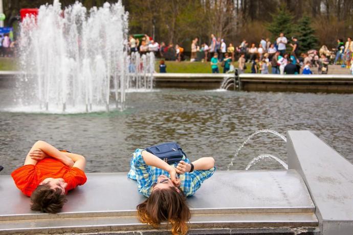 Лето в цифрах: как парки Москвы подготовились к сезону