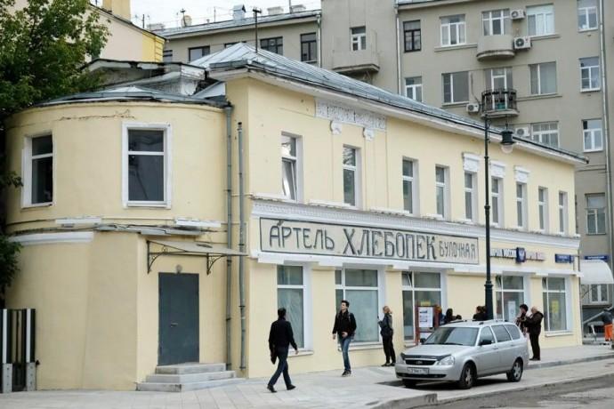 Как восстанавливают дореволюционные вывески в Москве (и не только)
