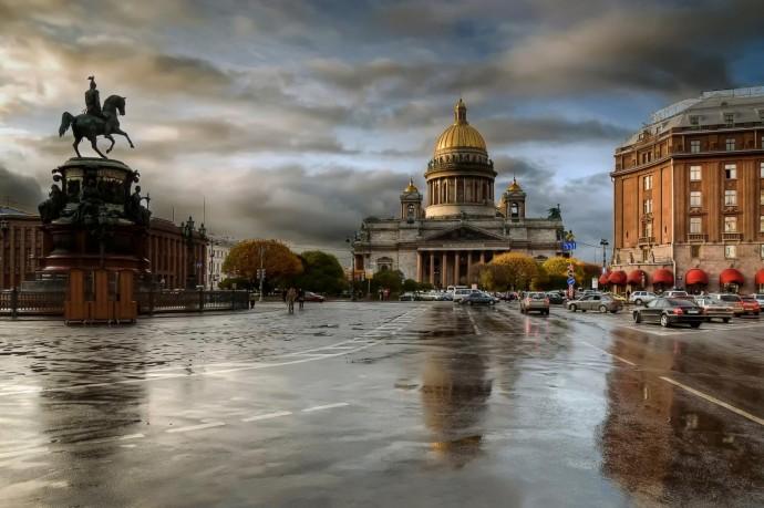 Выходные в Петербурге: 4-6 ноября