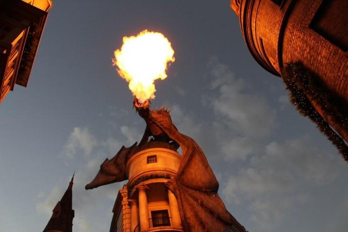 Парк развлечений «Волшебный Мир Гарри Поттера» в Орландо: обзор ParkSeason