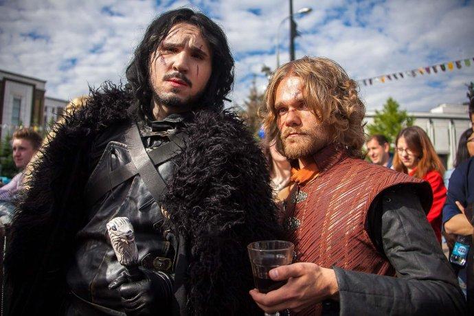 Фестиваль по мотивам «Игры престолов». Как это было?