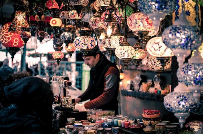 Белый вигвам и комбуча на иван-чае: что покупать на «Ламбада-маркете»