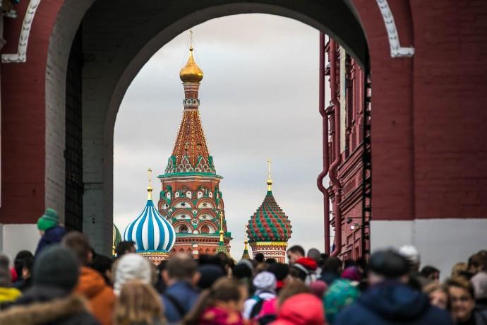 Как отметили День народного единства в центре Москвы? Фотоотчет ParkSeason
