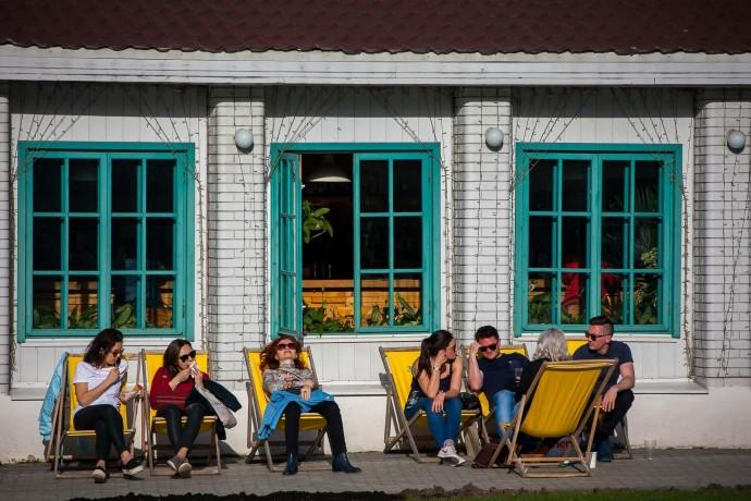 Где поесть в саду «Эрмитаж»: 5 кафе с разной кухней