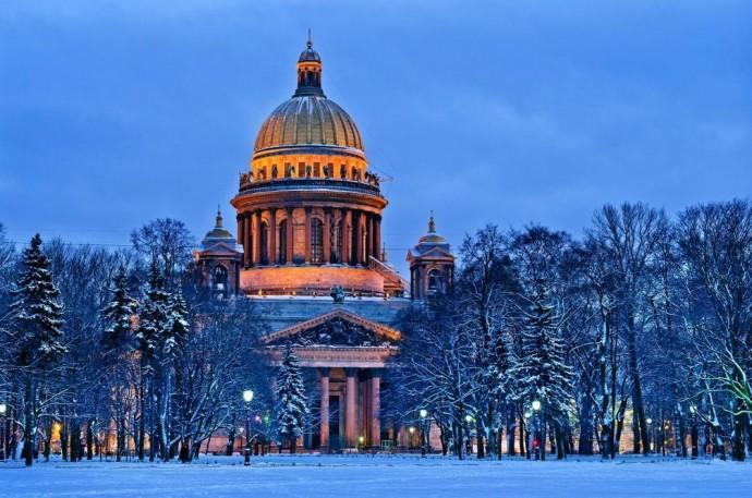 Обзор концертов Санкт-Петербурга от ParkSeason