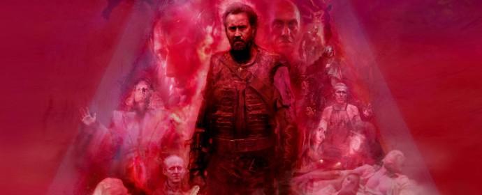 Николас Кейдж в картине Паноса Косматоса: рецензия на фильм «Мэнди»