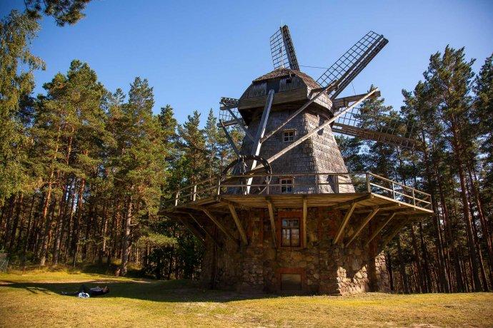 Лучшие парки мира: этнографический музей в Риге