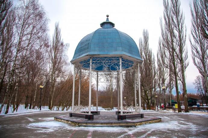 9 самых красивых ротонд Москвы