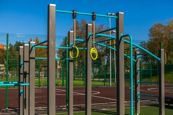 Глоток воздуха: где заниматься спортом на улице