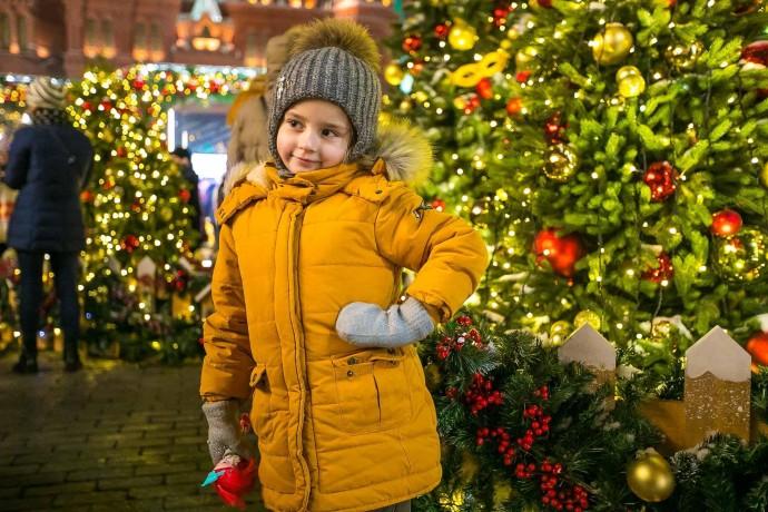 Лучшие детские события и елки: выбор ParkSeason