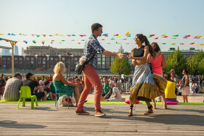 5 необычных июльских фестивалей в Москве: выбор ParkSeason