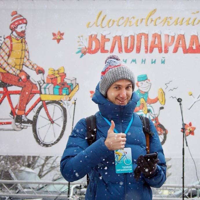Кто меняет велокультуру в Москве: интервью с Владимиром Кумовым