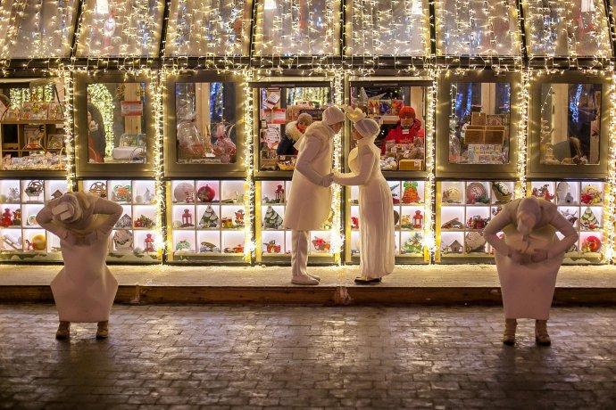 Яркие моменты фестиваля «Путешествие в Рождество»