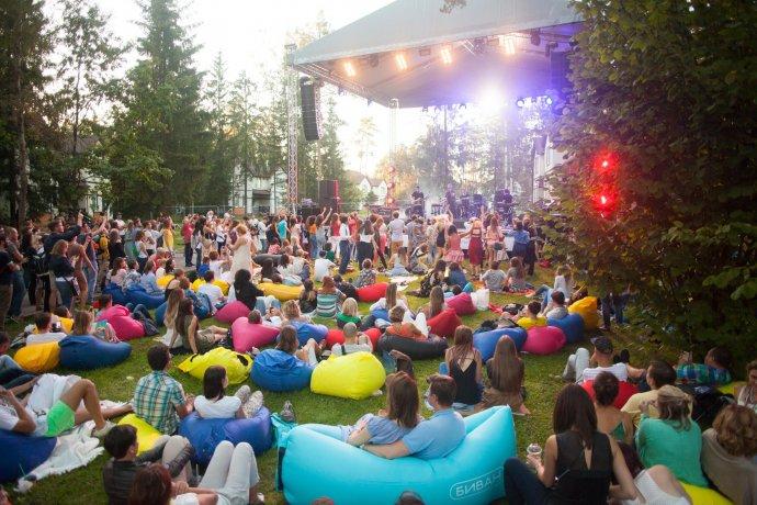 Фото: Фестиваль Skolkovo Jazz