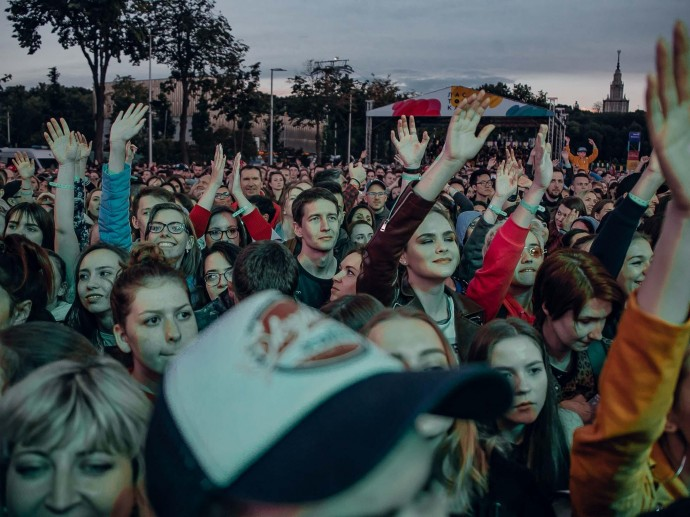Концерты ноября: подборка ParkSeason