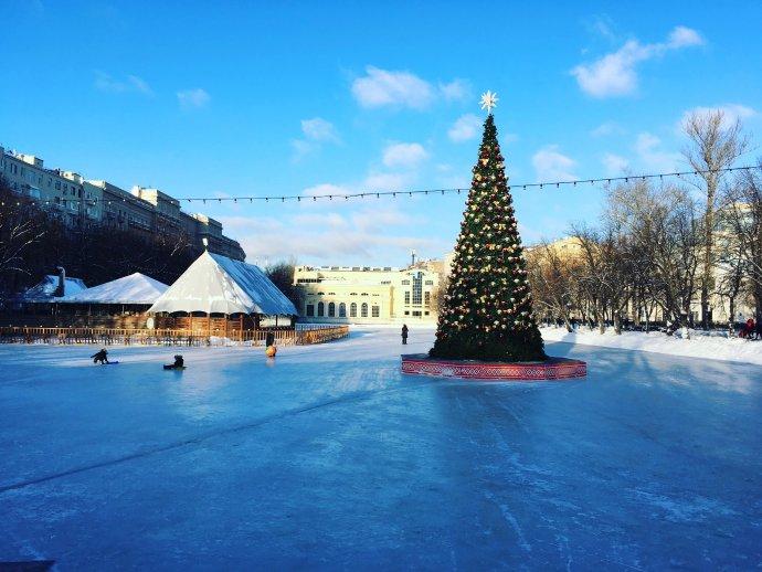 16 катков в Москве: Выбор ParkSeason