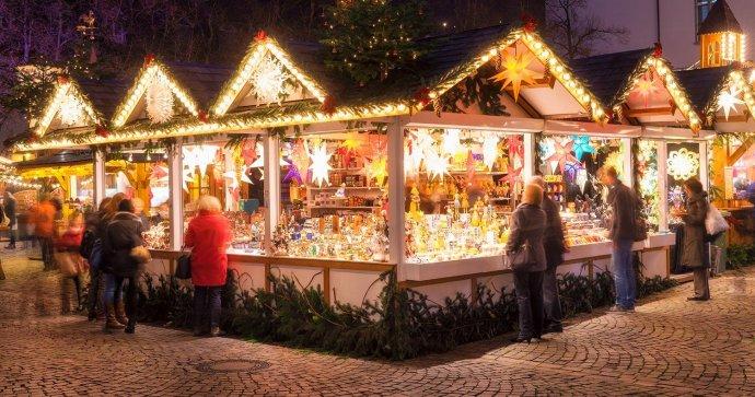 19 новогодних и рождественских ярмарок в Москве