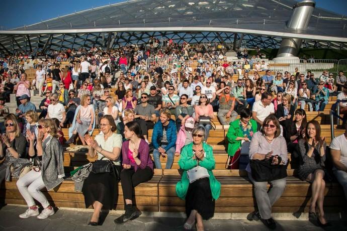 Что нельзя пропустить на Moscow Urban Forum: подборка ParkSeason