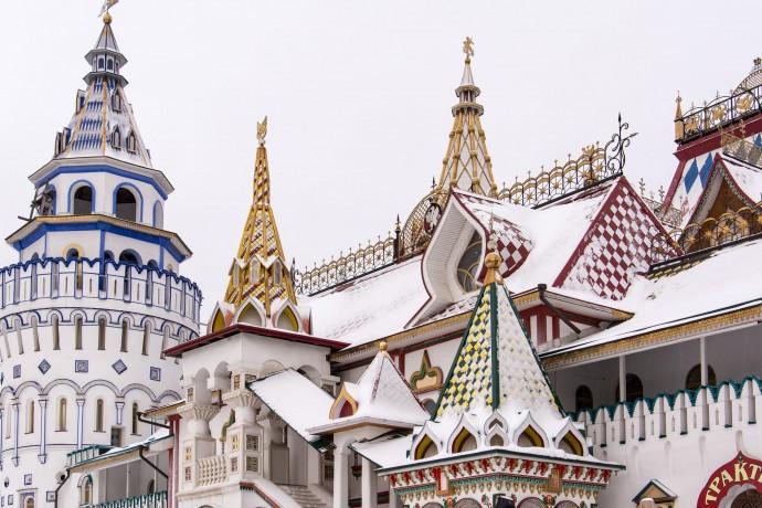 Измайловский Кремль: любимое место царей и Древняя Русь в XXI веке