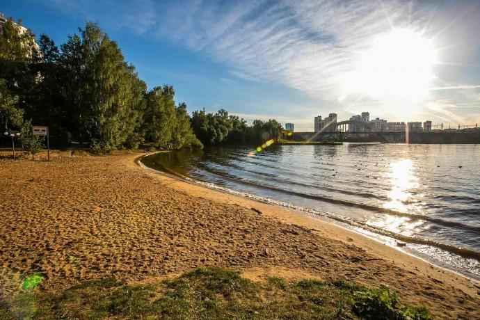 Пляжи Москвы: лучшие места для летнего отдыха