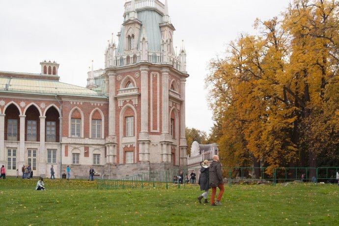8 поводов зайти в парк «Царицыно»