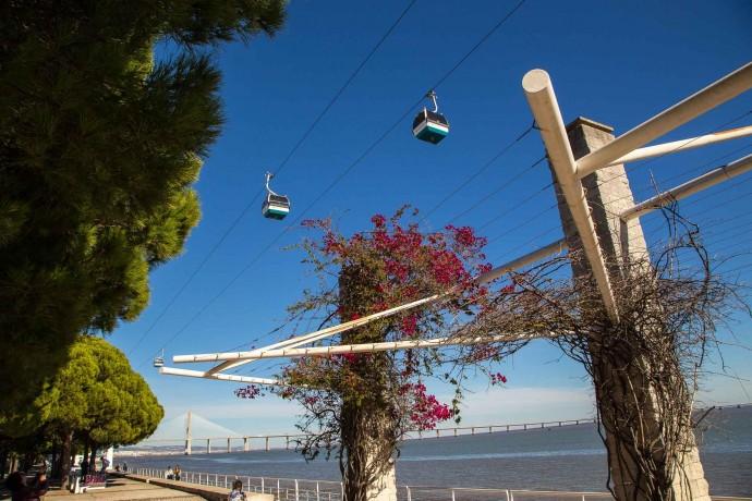 Лучшие парки мира: Парк Наций в Лиссабоне (спецрепортаж)