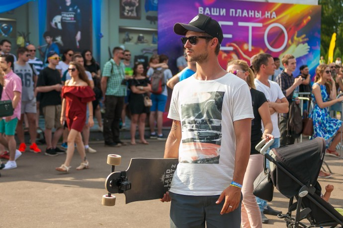 Больше спорта: чем можно бесплатно заняться в парках Москвы?
