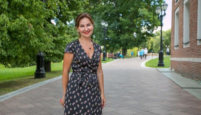 Директор «Царицына» Елизавета Фокина – о работе в музее и парке