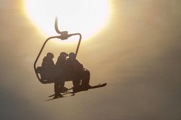 5 горнолыжных курортов для москвичей