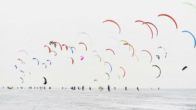 Зимний спорт в Петербурге
