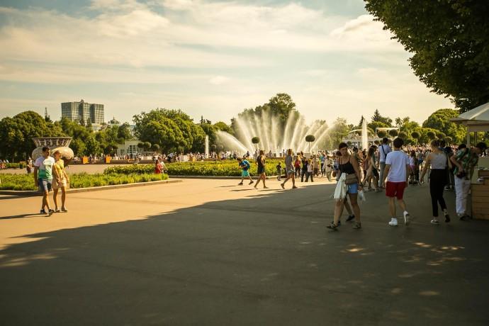 Как изменился Парк Горького к 90-летнему юбилею?