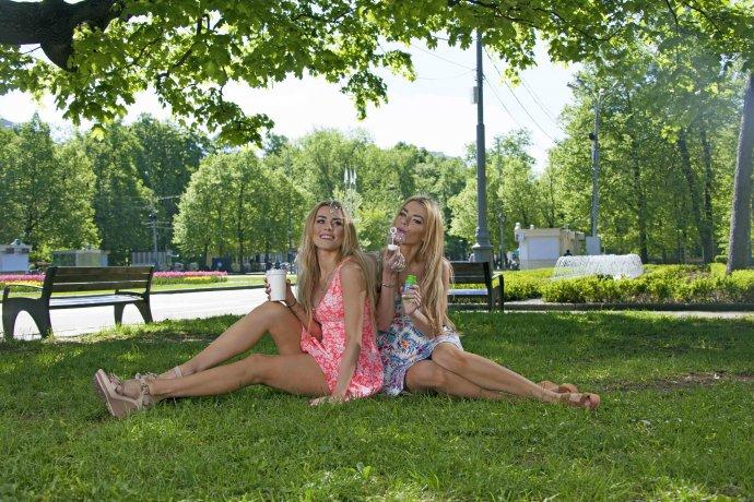 У парков Москвы и Петербурга появилась социальная сеть ParkFace
