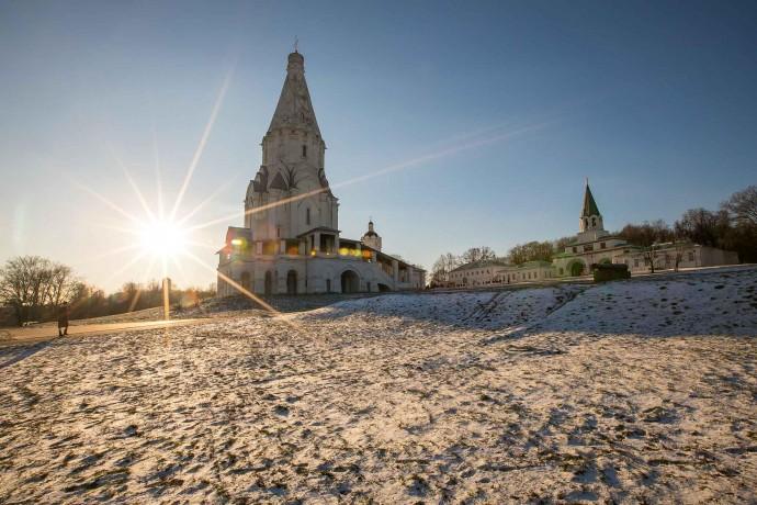 10 причин посетить музей-заповедник «Коломенское»