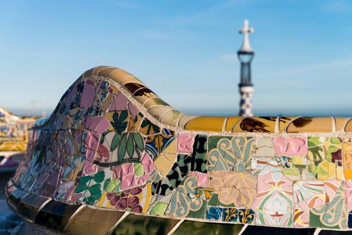 Лучшие парки мира: Парк Гуэля в Барселоне