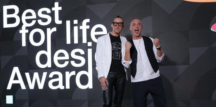 Международная Премия Best for Life Design-2019: финалисты и победители