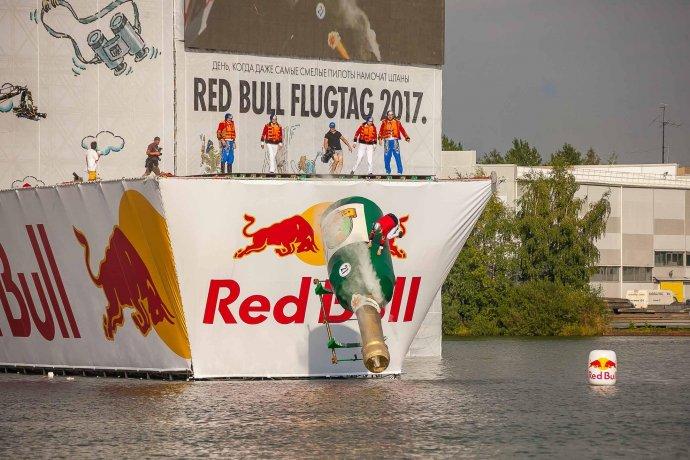 Red Bull Flugtag: как это было?