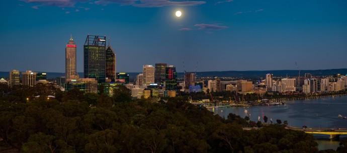 Лучшие парки мира: Кингс-парк в Перте, Австралия
