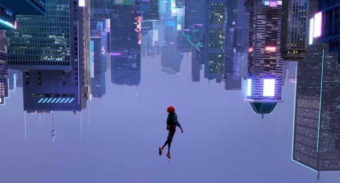 Мы все — супергерои: рецензия на «Человек-паук: Через вселенные»