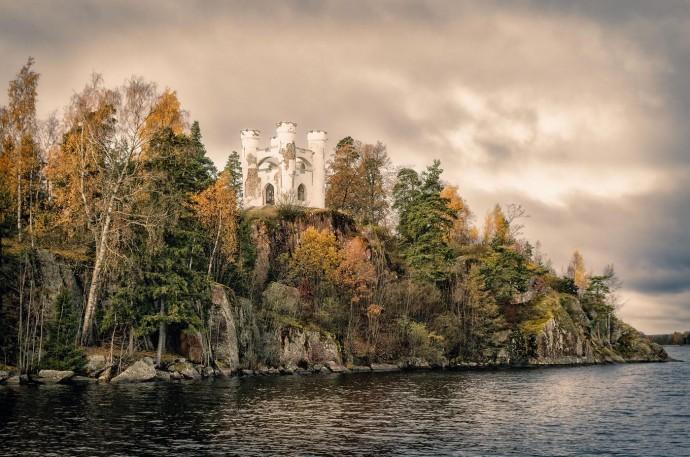 Лучшие парки мира: Монрепо в Выборге, Россия