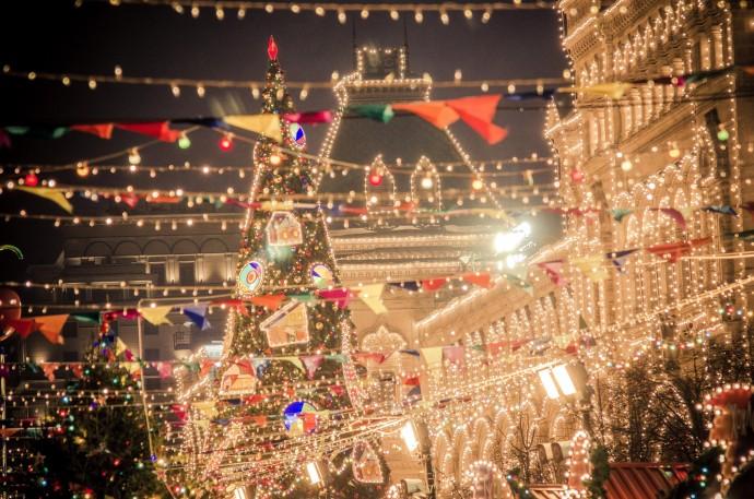 Где искать новогоднее настроение: гид ParkSeason